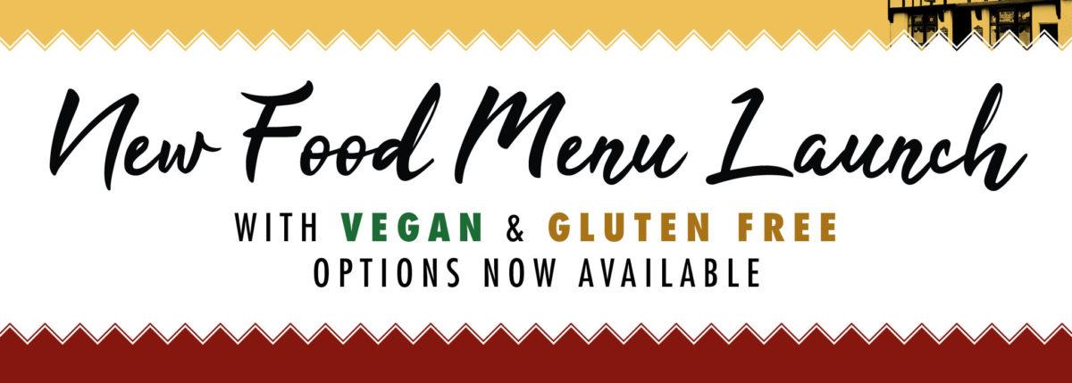 It's no joke! Fabulous new menu from 1 April