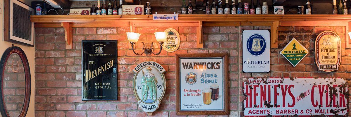 The Malt Shovel Tavern story
