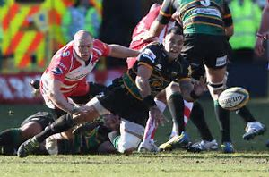 Saints v Gloucester Saturday 6th January @ 3pm