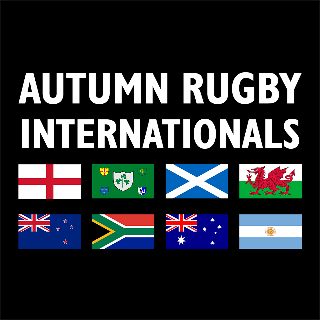 RUGBY AUTUMN INTERNATIONALS LIVE HERE