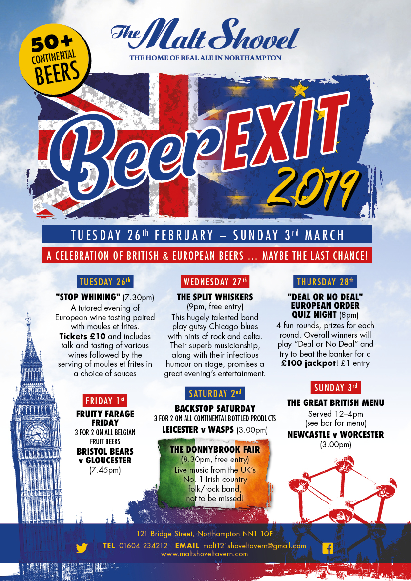 BeeREXIT FESTIVAL